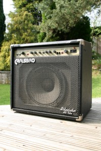 Carlsbro Sidewinder Guitar Amplifier Repaired by Fixmyamp.co.uk