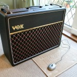 Vox AC30 from Faulty and worn to like new!