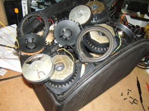 Damaged Bose Speaker Repairs