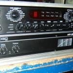 Ampeg Ap-3550, bass amplifer Line 6 Bass pod