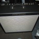Fender DeVille Valve Amplifier Repair