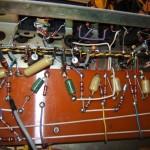 Selmer Trebble 'n' Bass vintage valve amplifier Repair