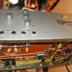 Selmer Trebble 'n' Bass vintage valve amplifier