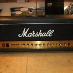 Marshall JCM 2000 Valve Amplifier Repaired