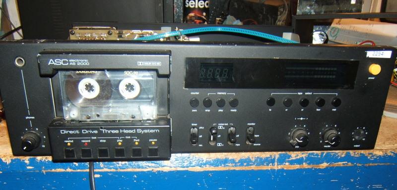 Yamaha Cassette Deck Repair Asc Cassette Deck Repair