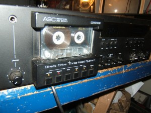 ASC Cassette Player Repair